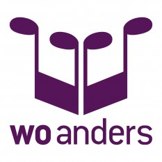 wo anders logo